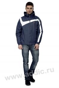 Мужская куртка из ветрозащитной ткани (S-316C)