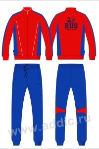 Спортивный костюм детский 10C-00-457