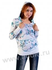 Толстовка женская (LSJ11-002)