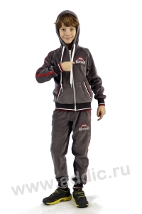 Спортивный костюм детский велюровый (17C-00-608)