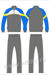 Спортивный костюм детский 10C-00-456