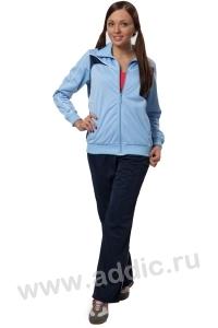 Женский спортивный костюм (S-243/1)