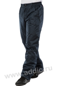 Брюки утепленные мужские из плащевой ткани (28M-4KG-467)