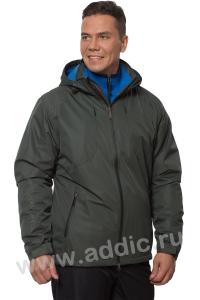 Куртка мужская на флиссовой подкладке (66M-4K-380)