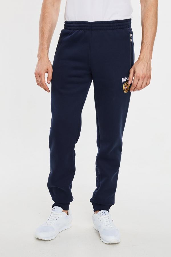 Темно-синие мужские спортивные брюки  22M-RR-1036/1 Red-n-Rock's