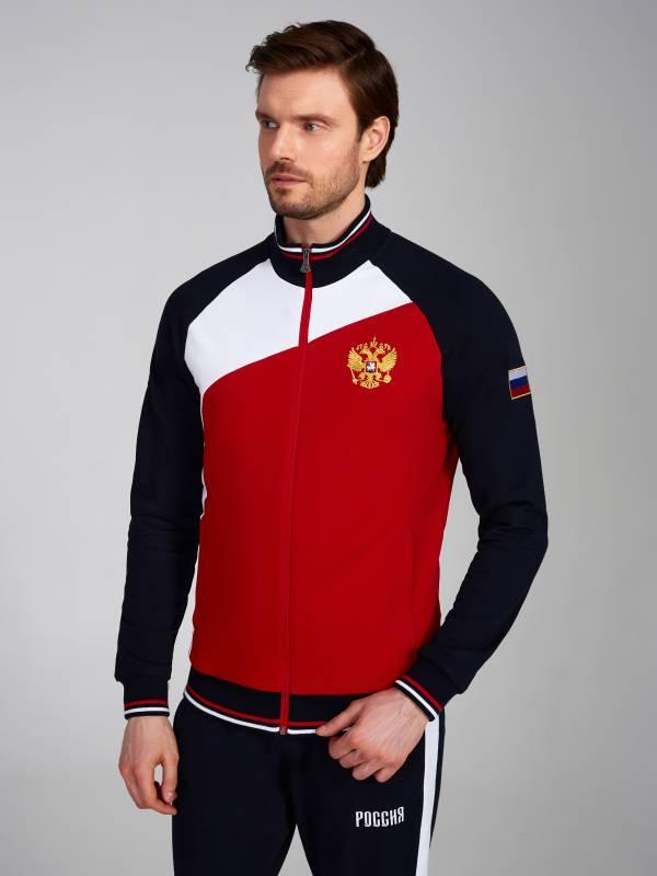 Спортивный костюм мужской RUSSIA 11M-RR-1309A Red-n-Rocks