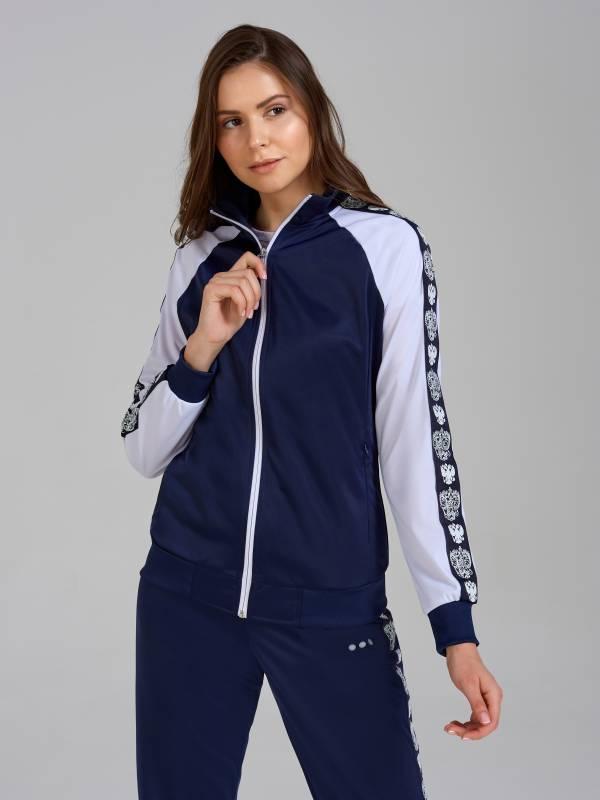 Спортивный костюм женский RUSSIA 10L-AS-1351 ADDIC