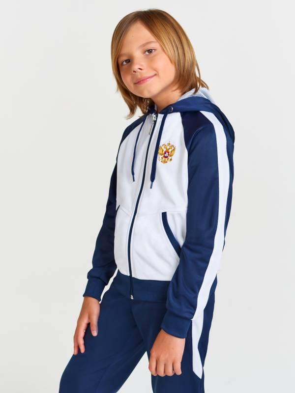 Спортивный костюм детский RUSSIA 10C-00-339/1 ADDIC